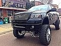 AN IN DEPTH TOUR OF MY NEW LIFTED F150 ON 40S