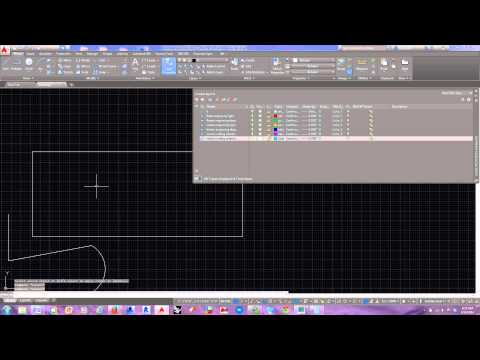 Autocad 2015 Laser Cutting Template FIle