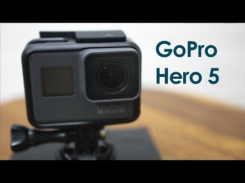 GoPro Hero 5 Unboxing & Overview With Some Sample Shots