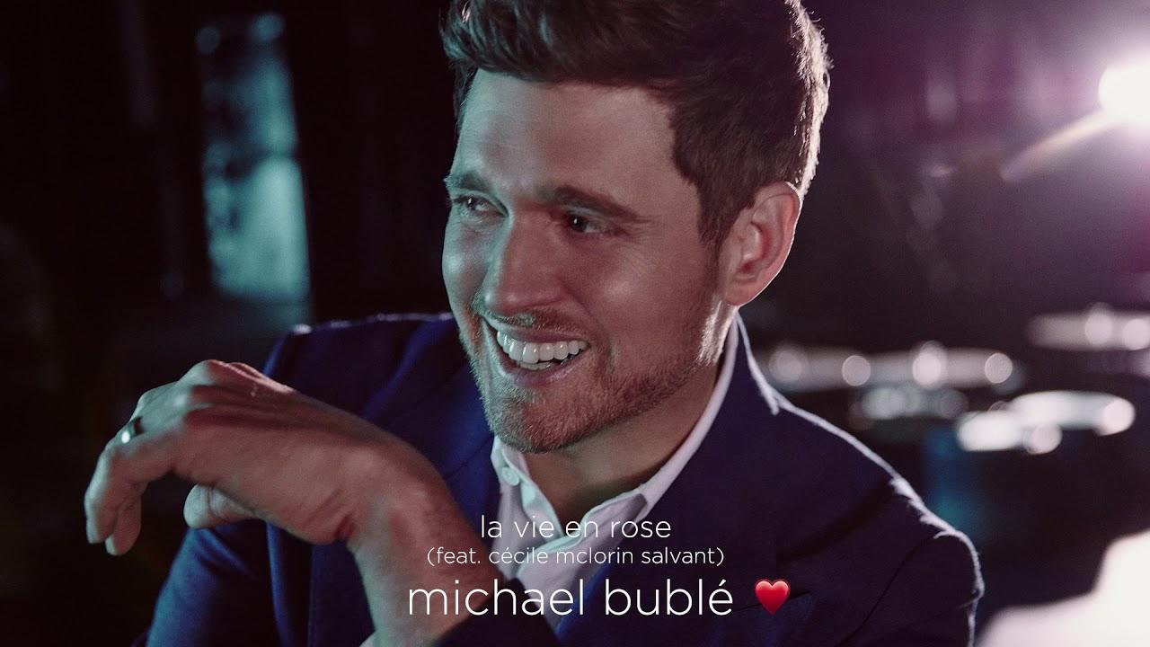 Michael Bublé - La vie en rose (feat. Cécile McLorin Salvant)
