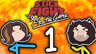 Stick Fight: Cartoon Violence! - PART 1 - Game Grumps VS