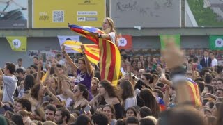 How young people are spearheading the Catalan independence movement