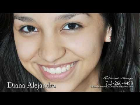 Diana Alejandra is represented by Texas top talent agency