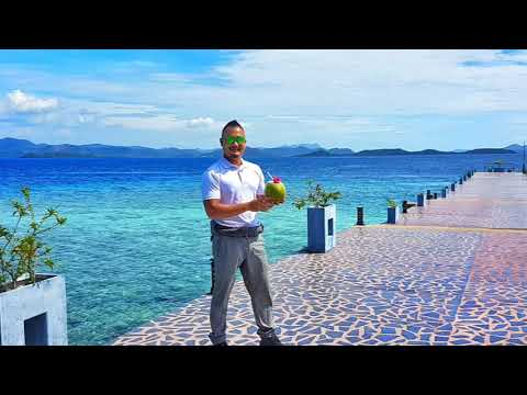 Huma island palawan happy new year😁🤗🤗🍹