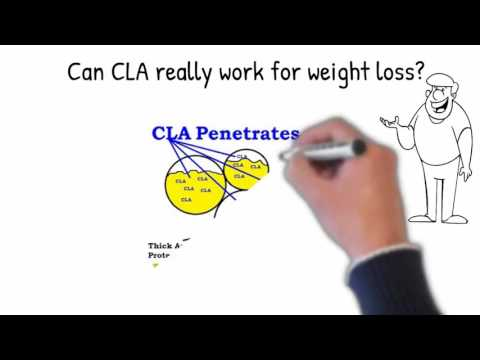 Loose weight FAST and Naturally- What is CLA ?