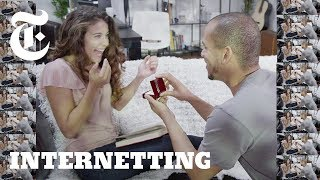 Why Surprise Proposal Videos Are the Worst | Internetting Season 2
