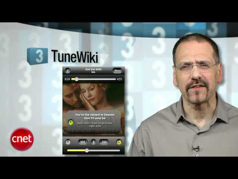 CNET Top 5: Android music player apps