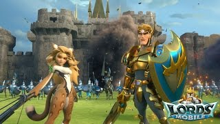 Lords Mobile: Join The Fray