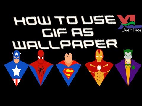 How to Set GIF Live Wallpaper in Your Phone 100% working full guide in Hindi