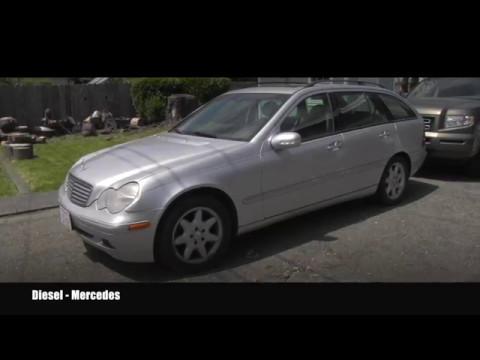 Wind damage to my Mercedes-Benz