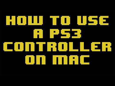 How To Use A PS3 Controller On Mac [Easy]