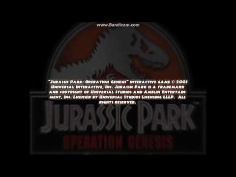 How To Change Language Spanish To English On Jurassic Park Operation Genesis / JPOG