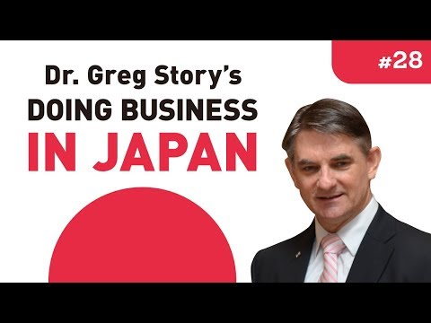 Follow Up: Doing Business In Japan #28
