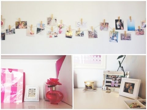 DIY wall decor ♡