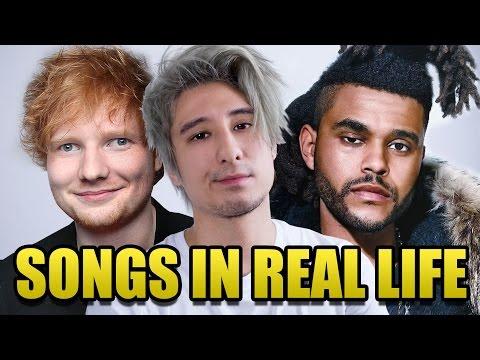 SONGS in REAL LIFE | Julien Bam