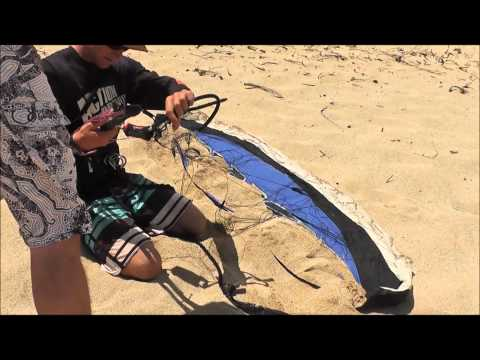 Flying the Trainer Kite - movie
