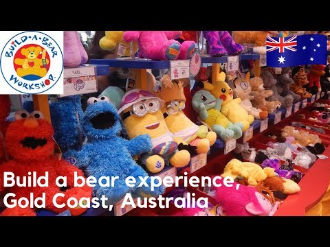 Build a bear   Surfers Paradise, Australia