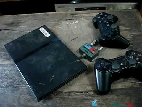 How To Fix PS2 Slim That Scratches Disc