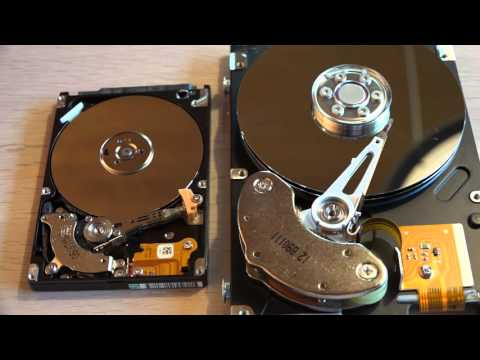 Killed by magnet   HDD examination