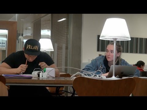 Disturbing The Peace In The Library Prank!
