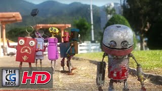 """CGI 3D Animated Short: """"Rubbish Robot"""" - by Infinity Digital Creation Limited"""