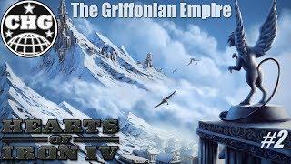 HOI4: Equestria at War - Griffonian Empire #1 - The Sick Bird