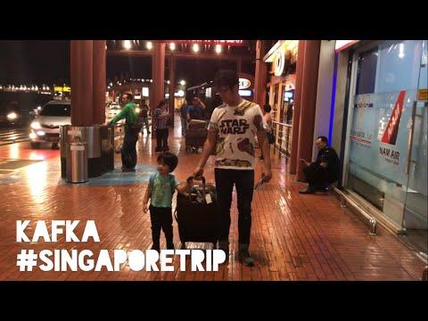 Kafka #singaporetrip - jalan-jalan ke singapore bersama anak