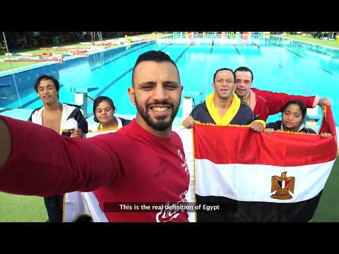 Special Olympics #SelfieWithTheCelebritiesCampaign Featuring Zap Tharwat