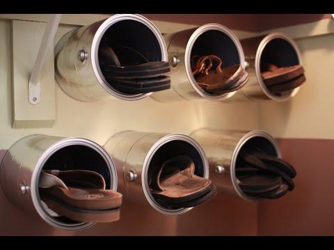 12 Shoe Organization Ideas to Improve Space Utilization