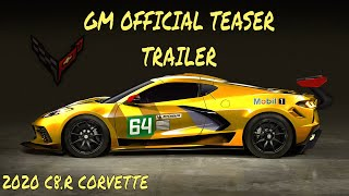 2020 C8.R Mid Engine Corvette Release Trailer is HERE! *Analysis Breakdown*