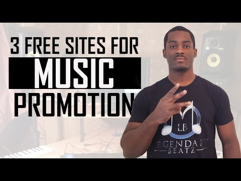 Music Promotion - Top 3 Free Sites To Promote Your Music