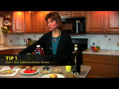 How to Eat Carbs on a Diabetic Diet