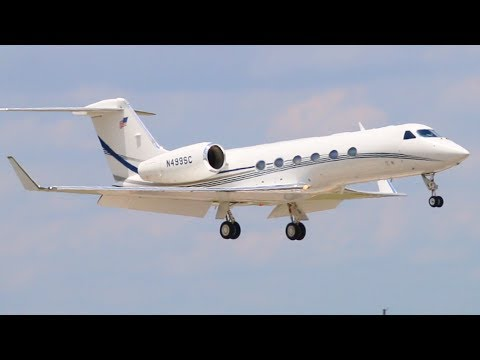Airplane Spotting General Aviation Edition with ATC Audio ( HD )