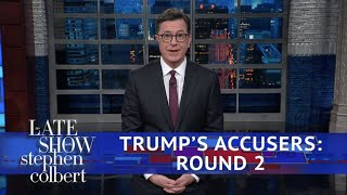 Trump Called His Sexual Assault Accuser The