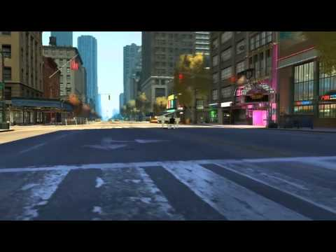 Grand Theft Auto IV Piano Car - A Thousand Miles