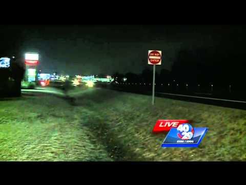 Video: Update on Sleet in River Valley