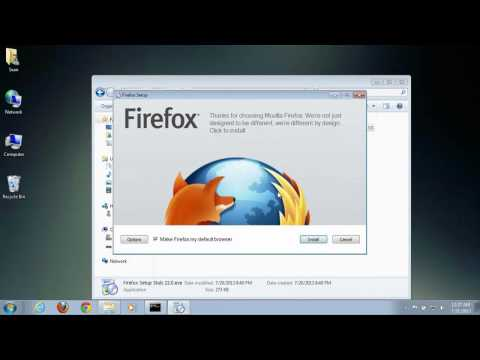 How Can I Download Mozilla Firefox Without Losing My Internet Explorer? : Internet & Tech Tips