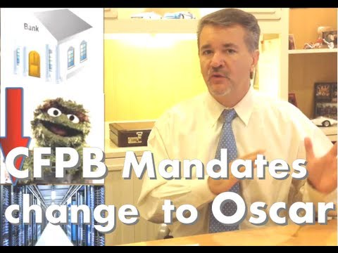 How to dispute something on your credit report online, CFPB mandates change to e-OSCAR