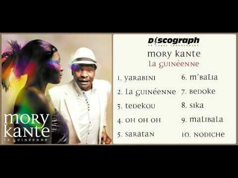 Mory Kante - La Guinéenne [Promo]