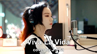 Coldplay - Viva La Vida ( cover by J.Fla )