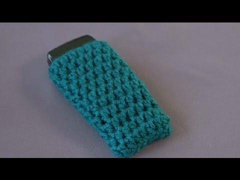 How to Crochet a Pouch : Crochet Tutorials