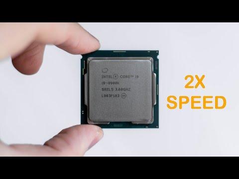 কিভাবে প্রসেসর এর গতি দ্বিগুণ করবেন।  How to make cpu 2x faster in bengali