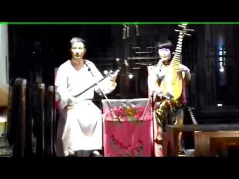 Suzhou Pingtan performance in Pingjiang restaurant