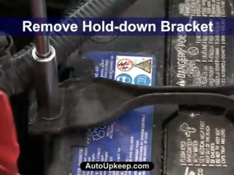 How to Clean a Car Battery (AutoUpkeep.com)