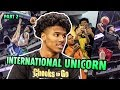 """""""Imma PUNCH It On Him."""" Jalen Green Dunks On A 7 Footer AGAIN & Becomes International SUPERSTAR 🤩"""