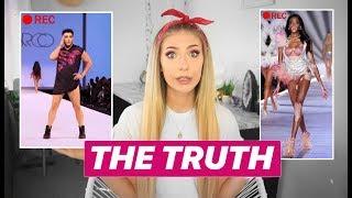 Instagram Models vs Real Models