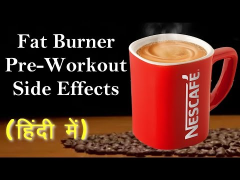 Coffee/Caffeine and Fat Loss | Cheapest Pre Workout | Hindi