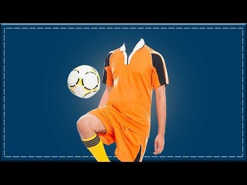 Football Photo Editor - Soccer Photo Suit