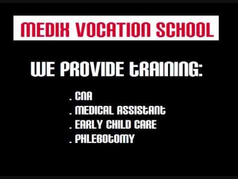 Medix Vocational School, Alex Mede, Bloomfield, NJ