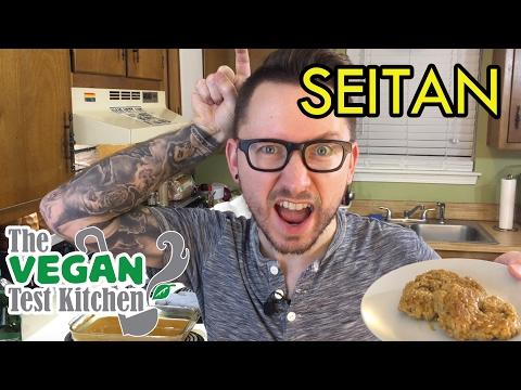 Seitan Recipe (faux meat) | The Vegan Test Kitchen